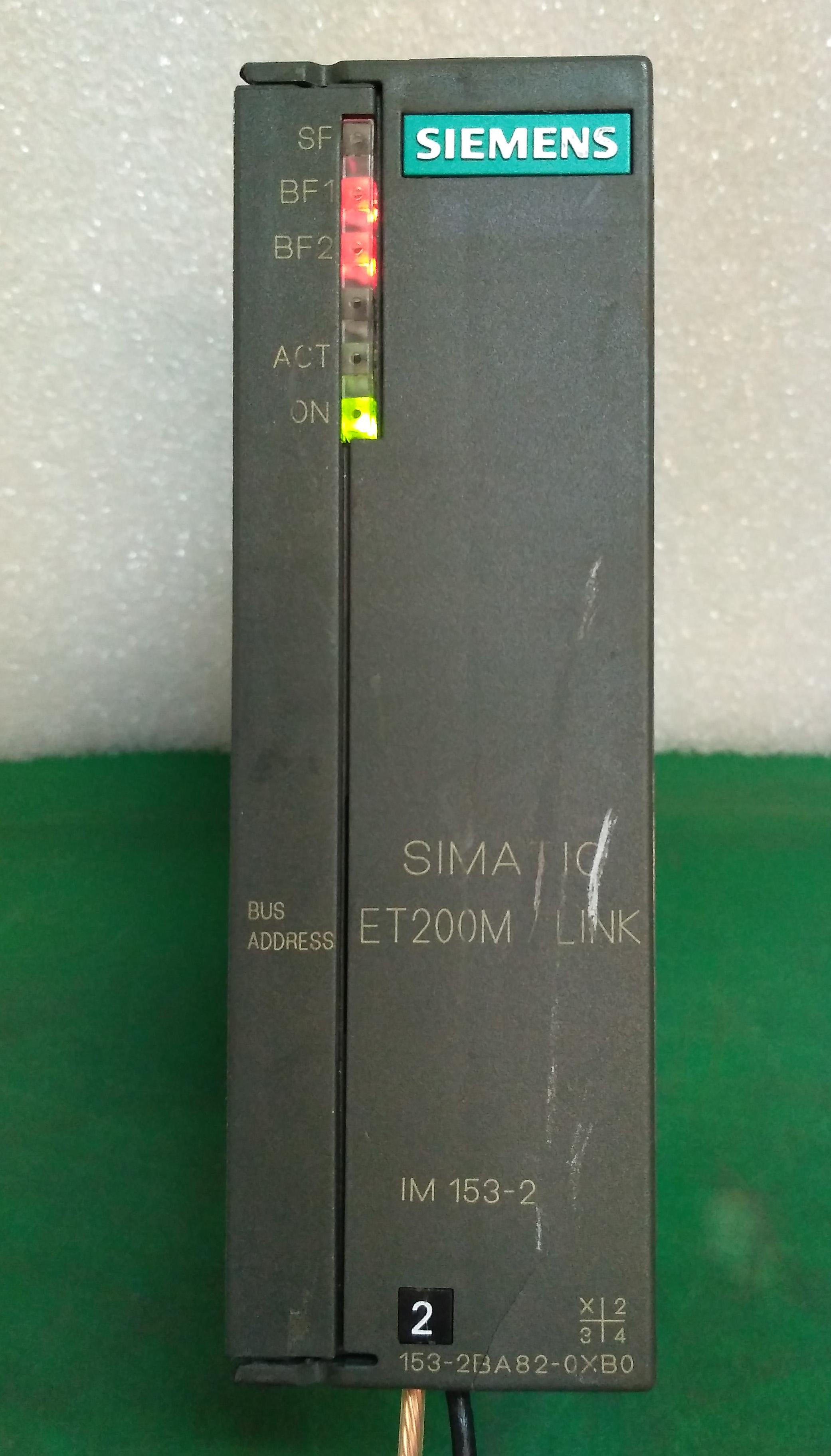 10833 SIEMENS SIMATIC S7 ET200M LINK, COMMUNICATION