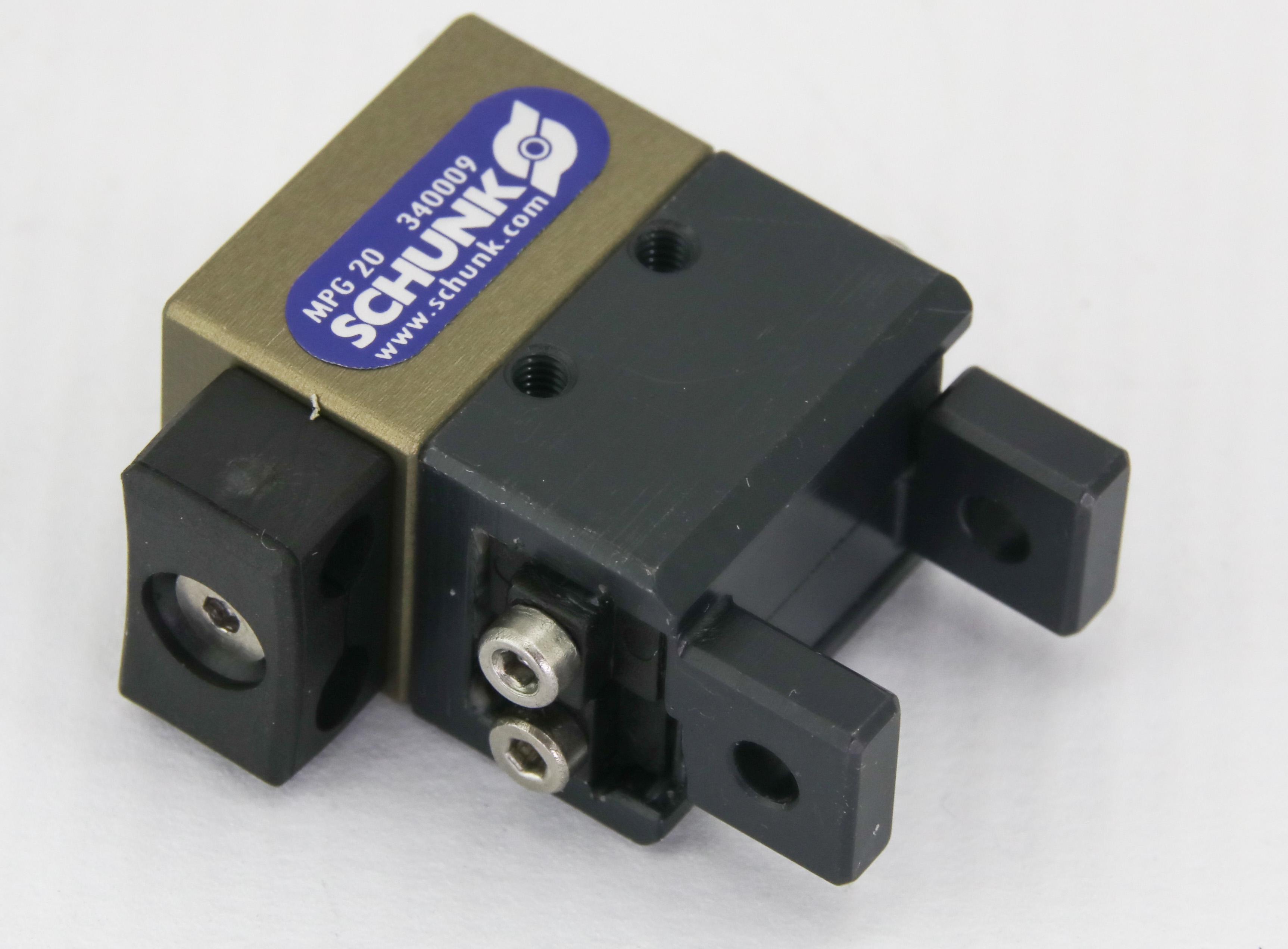Schunk  MPG 20 0340009  MPG 2-Finger Parallel Gripper