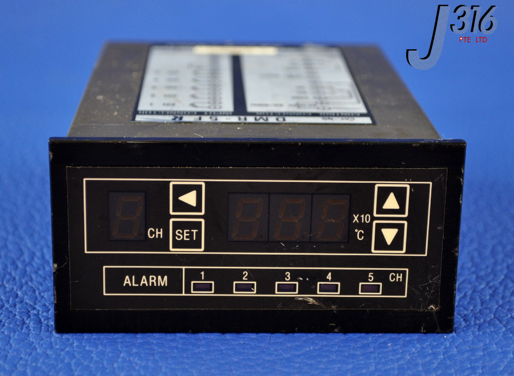 Inc Voyager Tech WSST-300 Wrist Strap Tester System/<